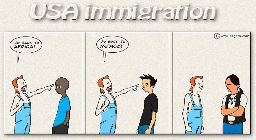 usa immigration funny